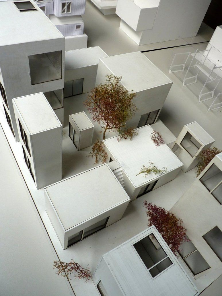 Material for house model