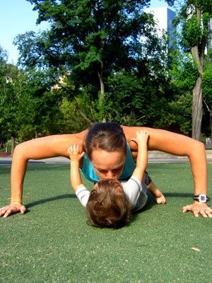 postnatal exercise program