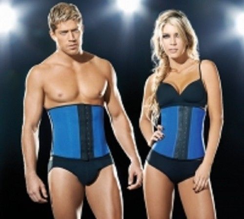 Ann Chery 2026 Blue Sports Waist Cinchers Design To Improve Your