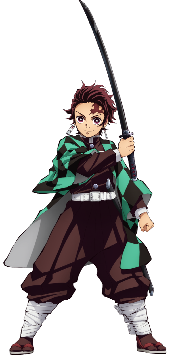 Tanjiro Kamado Full Body In 2020 Anime Demon Slayer Slayer Anime