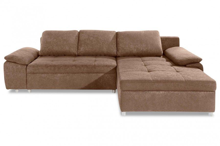 Amazing Awesome Ecksofa Labene Braun Ecksofas Sofas Zum Halben Preis With  Sofa Braun Beige With Couch Wei Beige