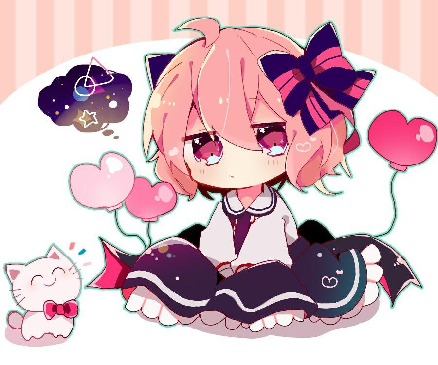 歌い手 おしゃれまとめの人気アイデア pinterest yanispark アニメチビ アニメの女の子 ピンク カワイイアニメ