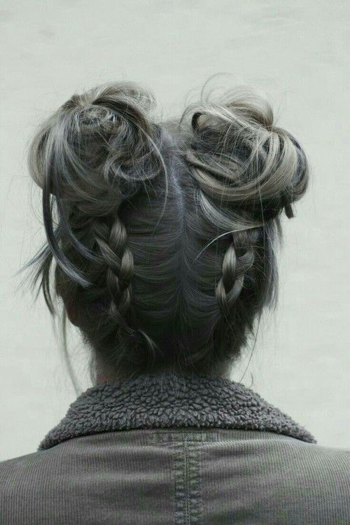 Pin Od Chrisna Smit Na Hair Ideas Pinterest Fryzury I Rysunki
