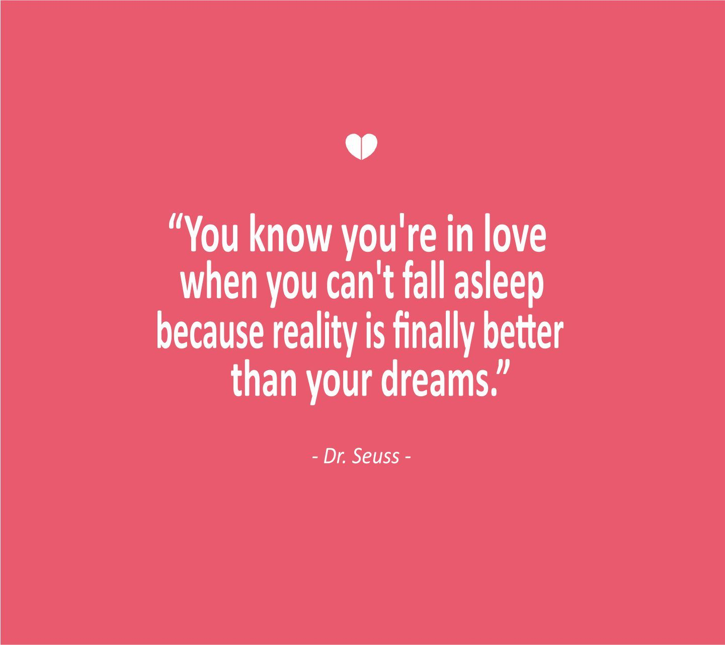 You Know You Re In Love When Quotes Inspiration Love Quotes You Know Youre In Love When You Cant Fall Asleep Because