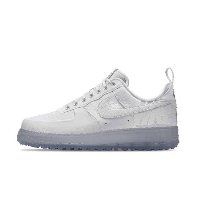 Air Force 1 Low iD Winter White Schuh in 2019 | shoes | Nike