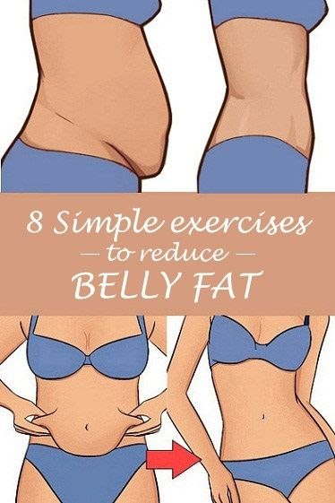 How to lose 2 inches of belly fat in 1 week