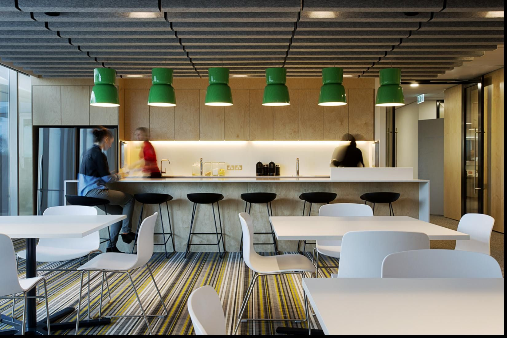 Cafeteria Kitchen Design