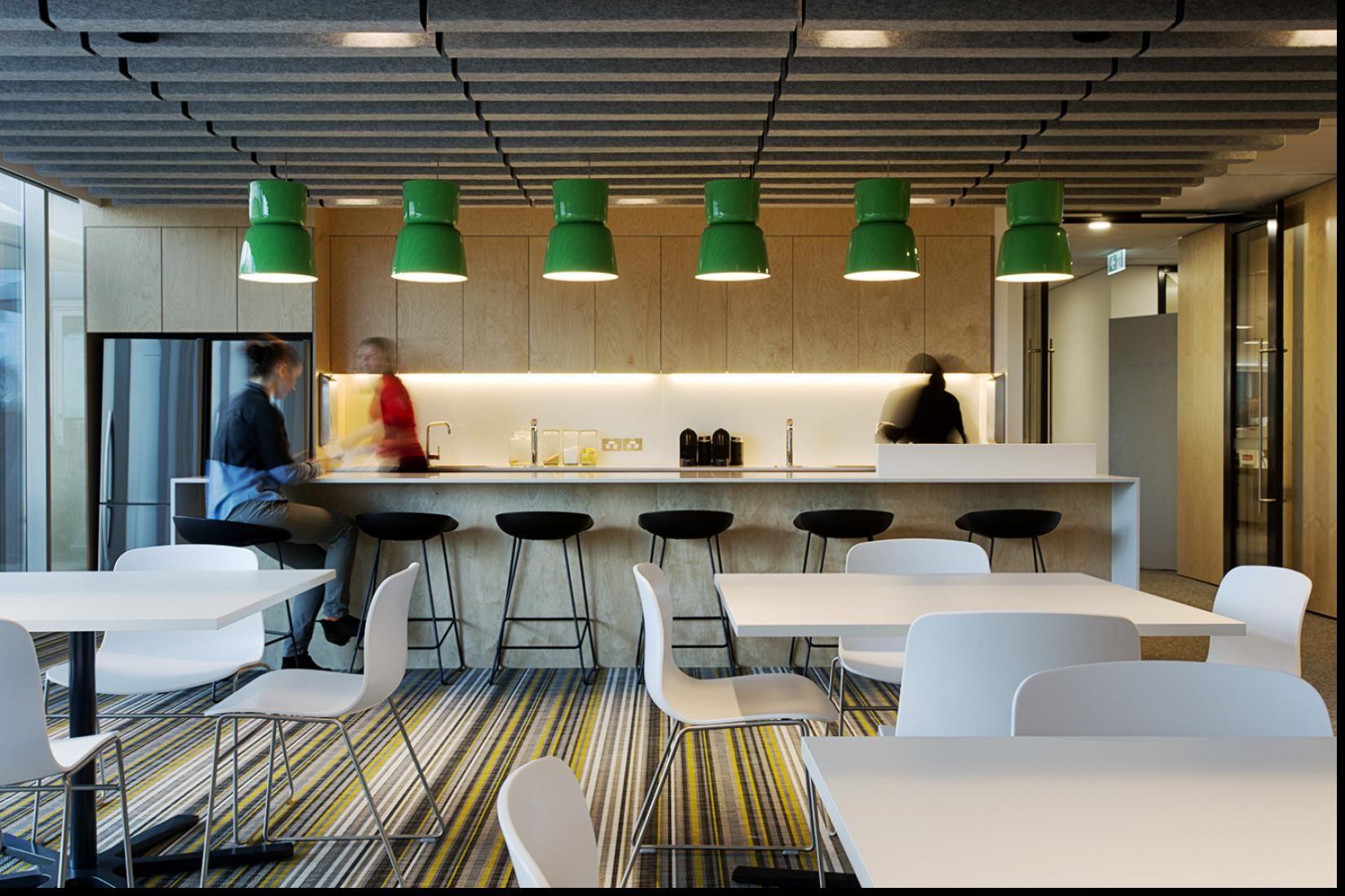 Office Pantry Design Ideas