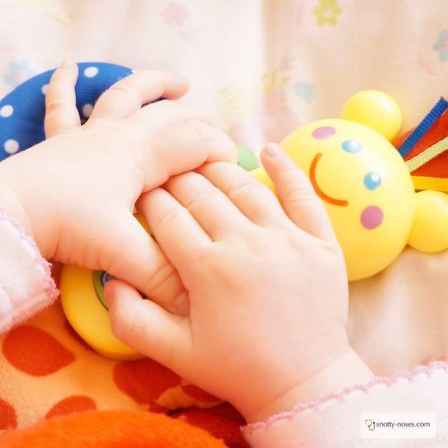 Your Baby's Fine Motor Development