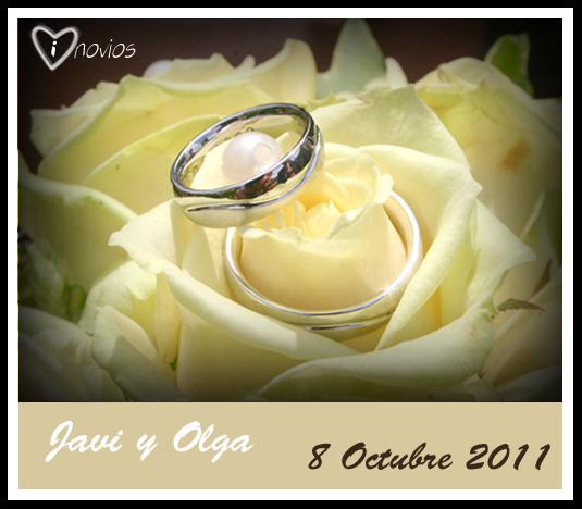 Boda celebrada en Motril (Granada) correspondiente a los novios Javier y Olga