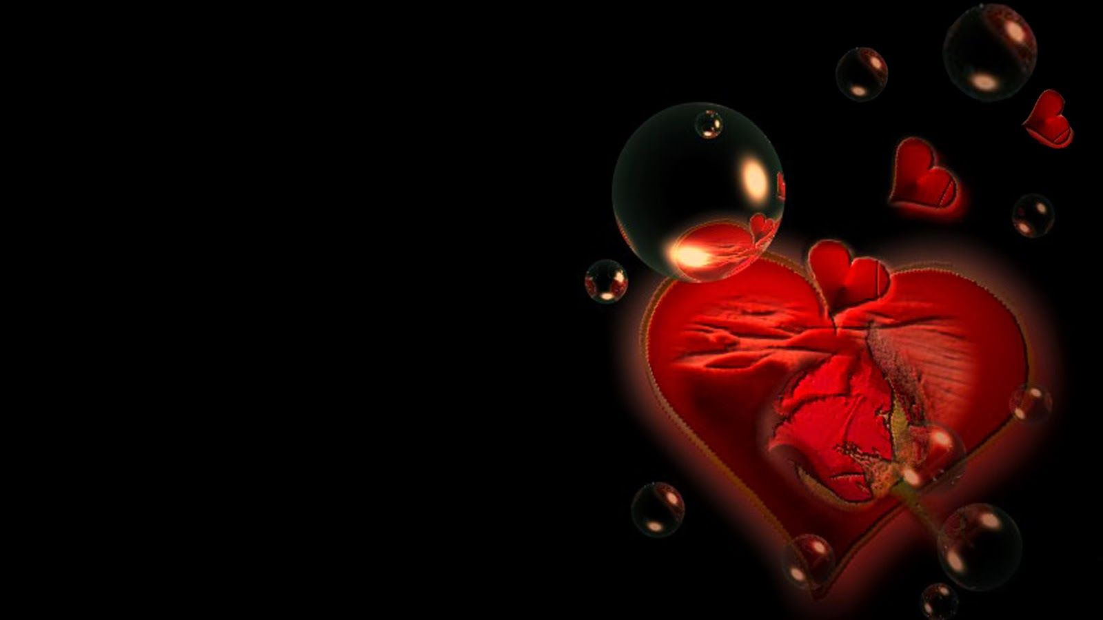 3d Wallpapers For Valentines Day 2014 Love Wallpaper For Mobile Heart Wallpaper Love Wallpaper