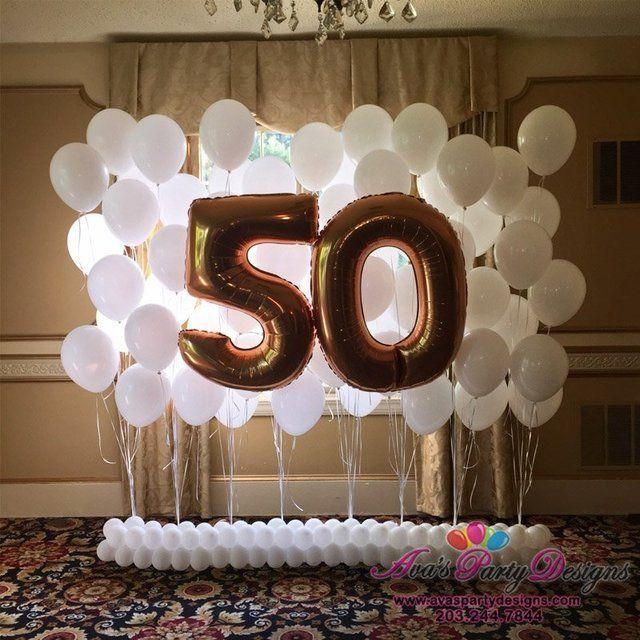 Custom Balloon Decor ist unsere Leidenschaft! Was auch immer Sie feiern, wir schaffen mit Arches, Centerp ...