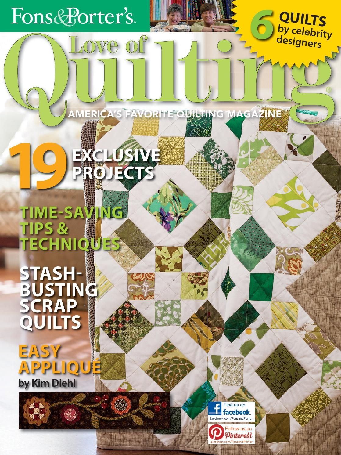 Love of quilting 2013'03 04 by Antonique Turman - issuu