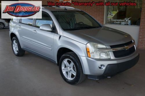 2006 Chevy Equinox Lt Silver 60k Miles Like New With