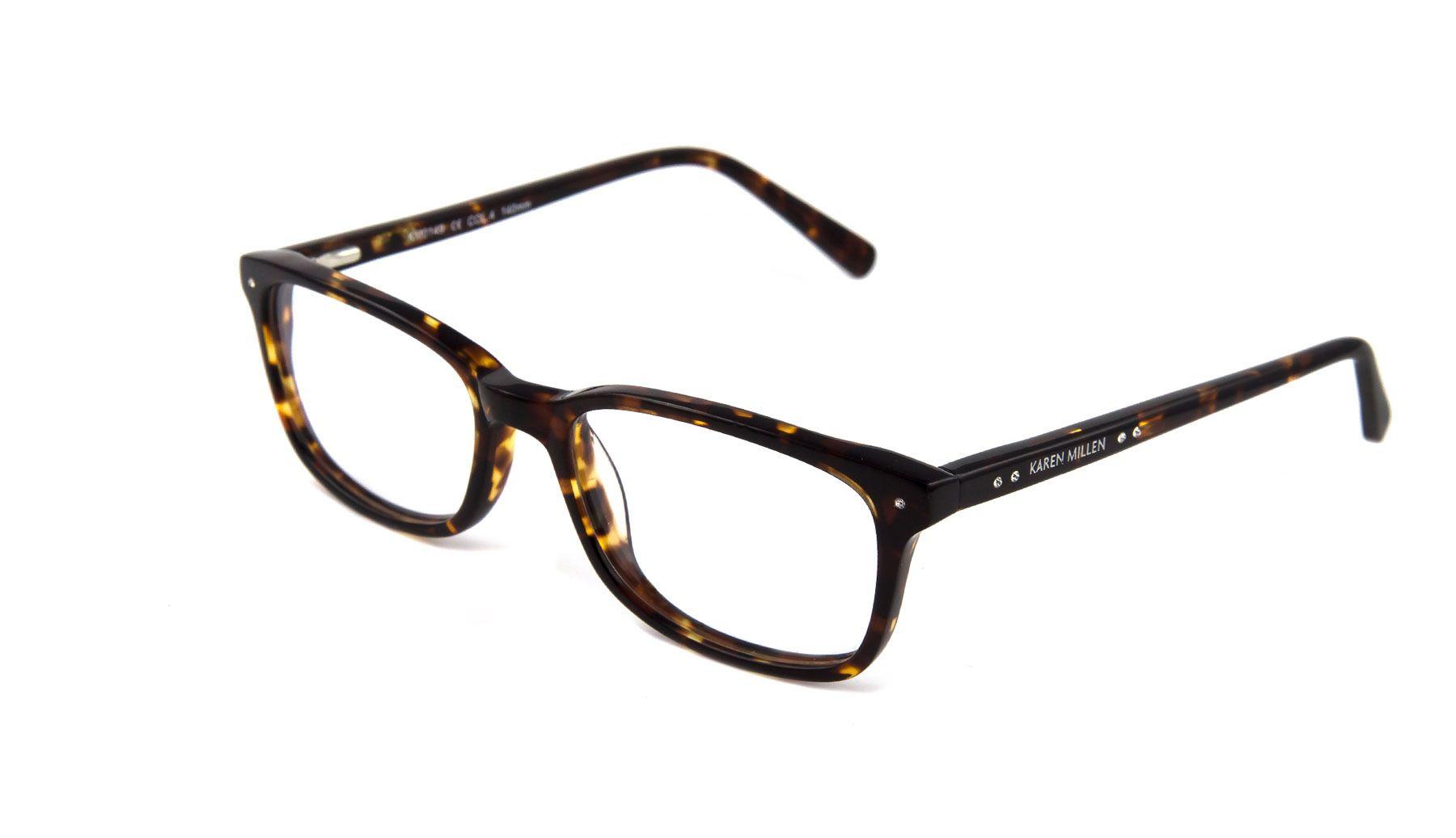 847f9126a5 Karen Millen Tortoiseshell Glasses