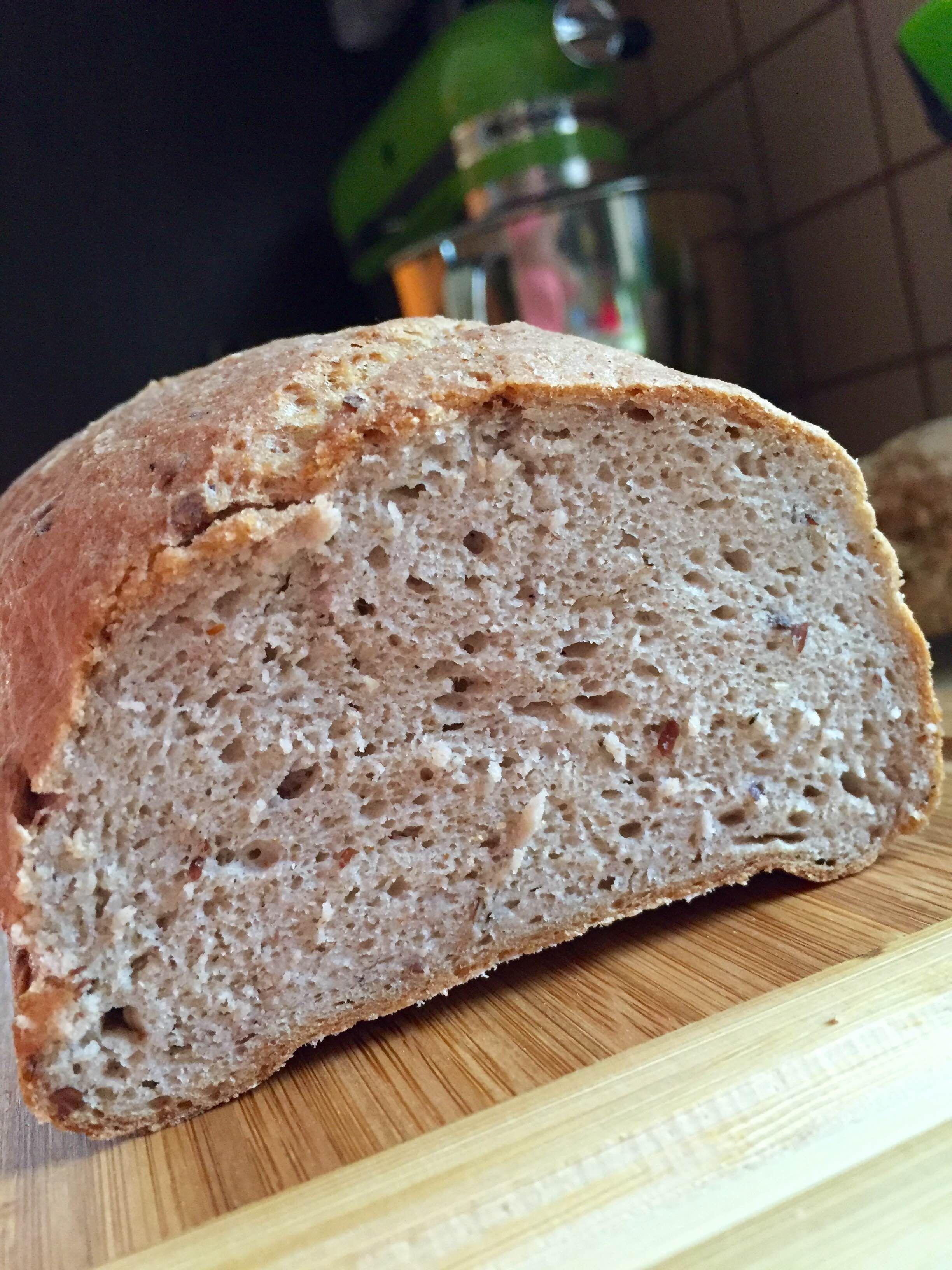 Zsófi mindenmentes kenyere, avagy glutén, tej, tojás, kukorica és burgonyamentes barna kenyér   infoBlog   infoRábaköz   Friss hírek, helyi hírek, országos hírek, sport hírek, bulvár hírek