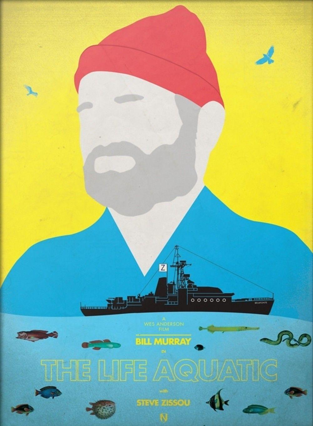 Affiches Posters Et Images De La Vie Aquatique 2004 La Vie Aquatique Image De La Vie Poster Affiche