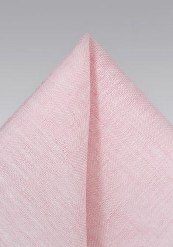 Ziertuch Leinen Rose Fischgraten Einstecktuch Falten Einstecktuch Krawatte Mit Einstecktuch
