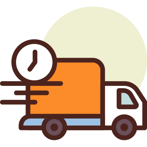 Fast Delivery Free Icons Vector Icon Design Truck Icon