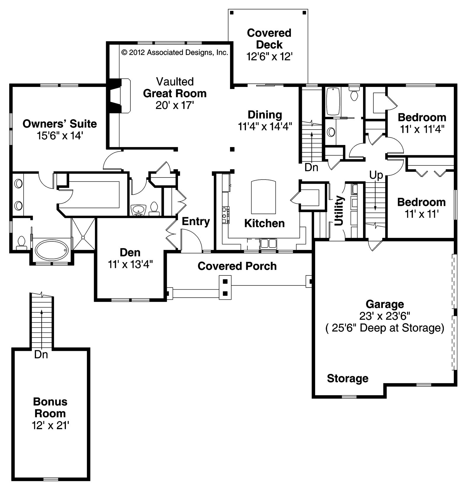 manor heart 10 590 ranch home plans floor plan