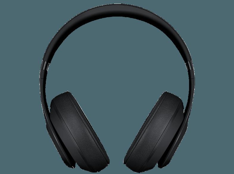Beats Studio 3 Wireless Over Ear Kopfhorer Schwarz Matt
