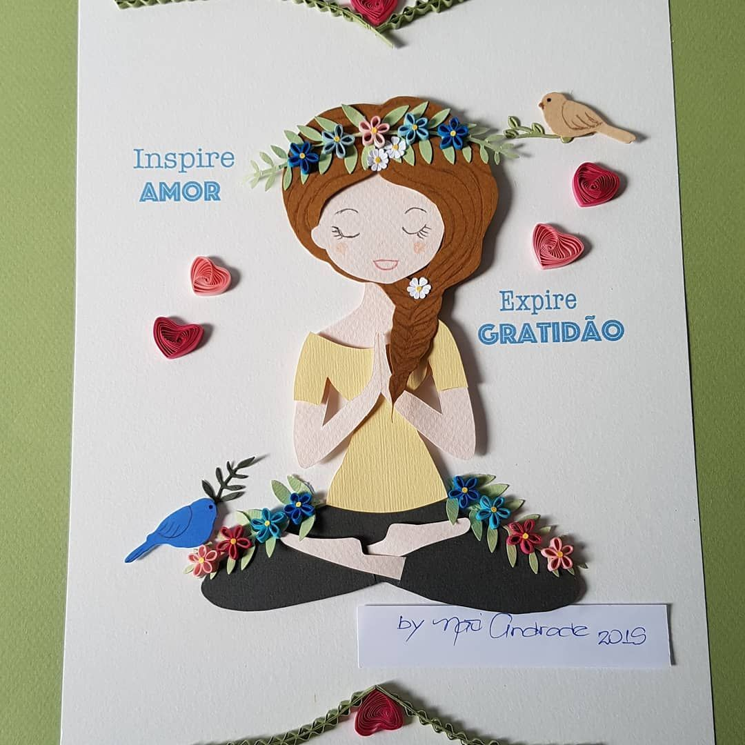 Inspire Amor Quilling