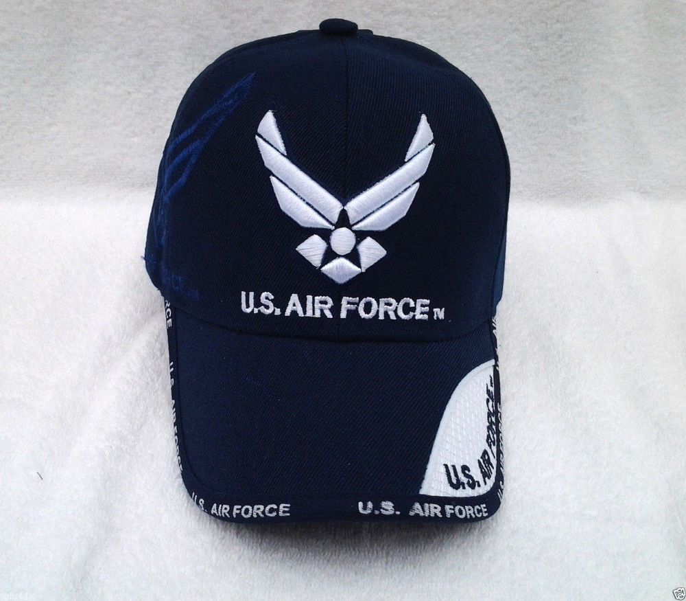 US AIR FORCE WEB WINGS Military Veteran Hat 049 KAF MT  BaseballCap ... 4f6b60e84f60