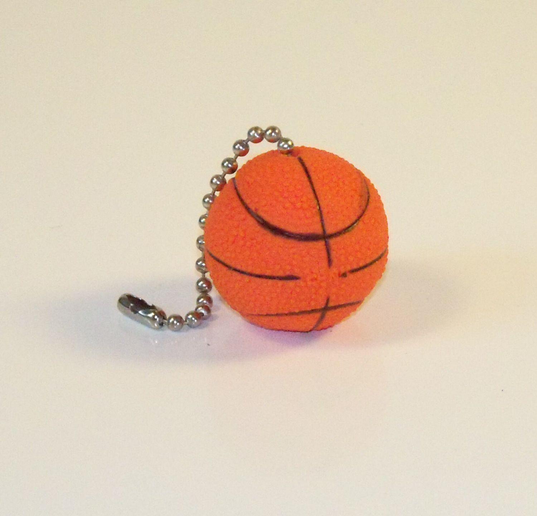 Little Basketball ceiling fan lamp pull chain
