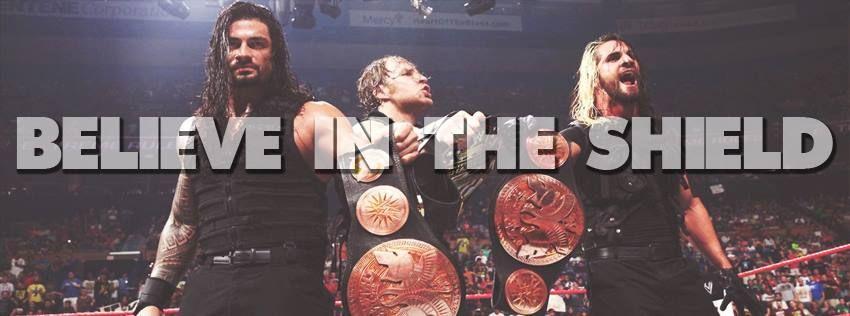 WWE The Shield | Facebook | Wrestling | Wwe, Wwe wrestlers