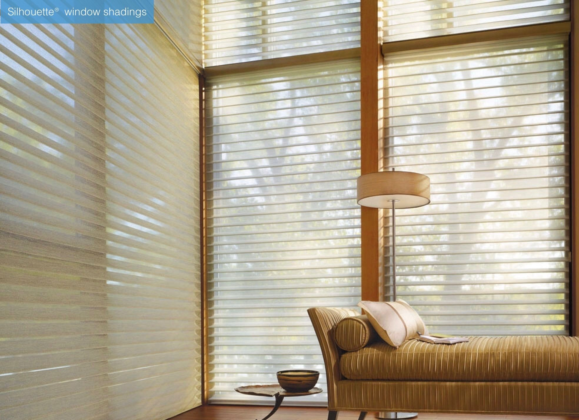 Image From Hunter Douglas Living Room Blinds Curtains With