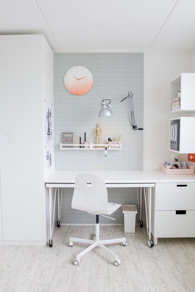 Lang Leve Verandering studentenkamer van Carola | #IKEA ...