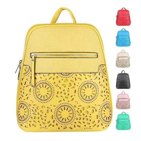 Photo of OBC Damen Rucksack Stadtrucksack Backpack Daypack