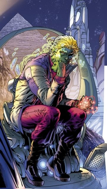 Brainiac 5 (Character) - Comic Vine   Art DC Robots