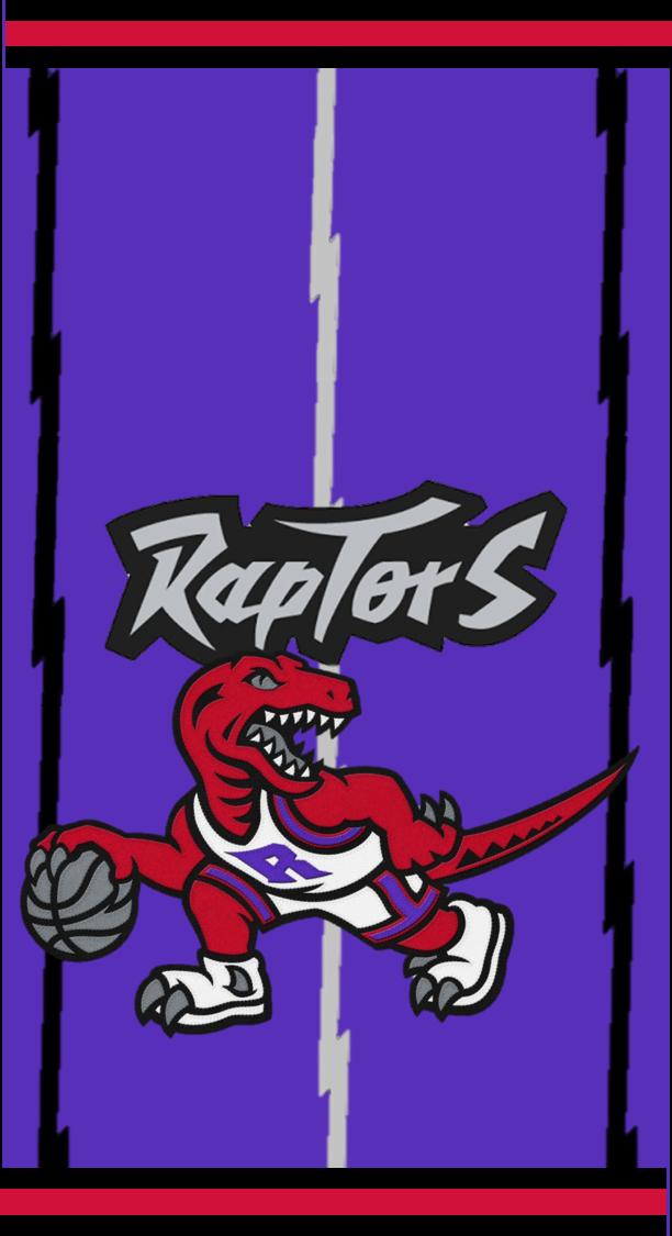 Toronto Raptors Jersey Wallpaper Toronto Raptors Raptors Nba Artwork