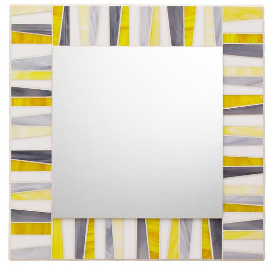 Mosaic Mirror, Opus Mosaics (Available on Houzz)