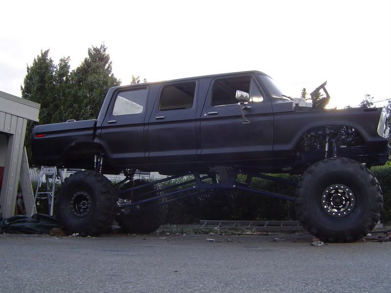 Good old ford definitely rock crawling to the max | Trucks of all ...