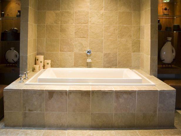 Large Bathtubs