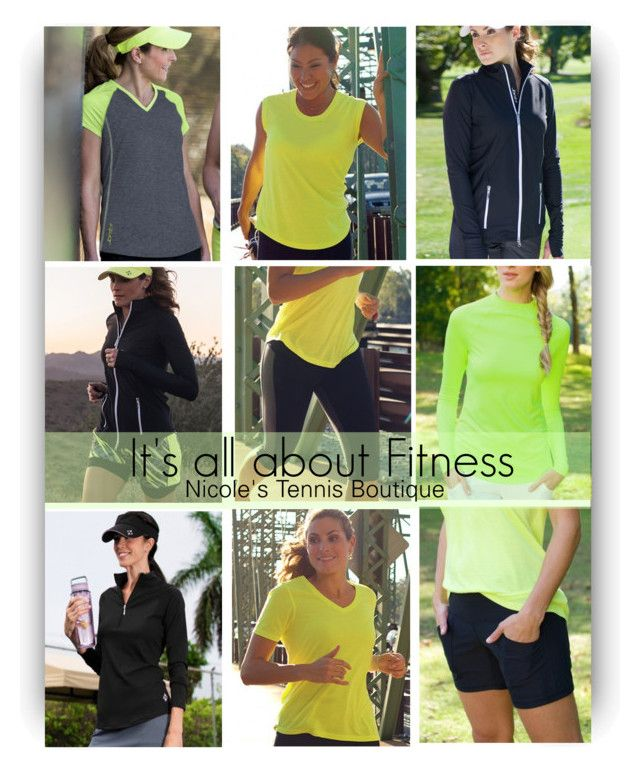 """""""It's all about Fitness - Nicole's Tennis Boutique"""" by nicolestennisboutique ❤ liked on Polyvore featuring Jofit"""