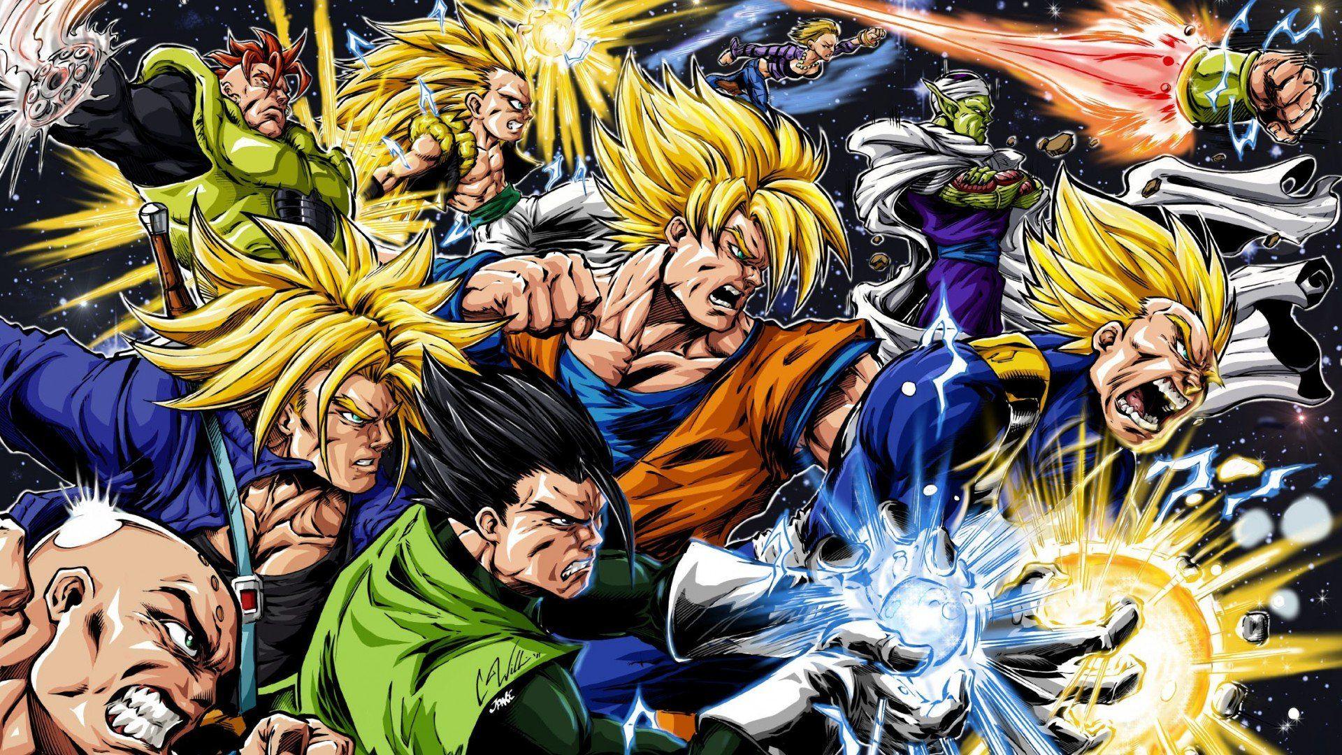 Super Dragon Ball Marvel style! | Dragon Ball Art | Pinterest | Dragon  VH06