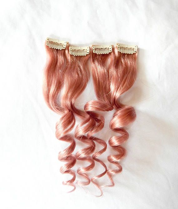 Rose gold 100 human hair extensions auburn rose gold hair rose gold 100 human hair extensions rose gold hair double pmusecretfo Choice Image