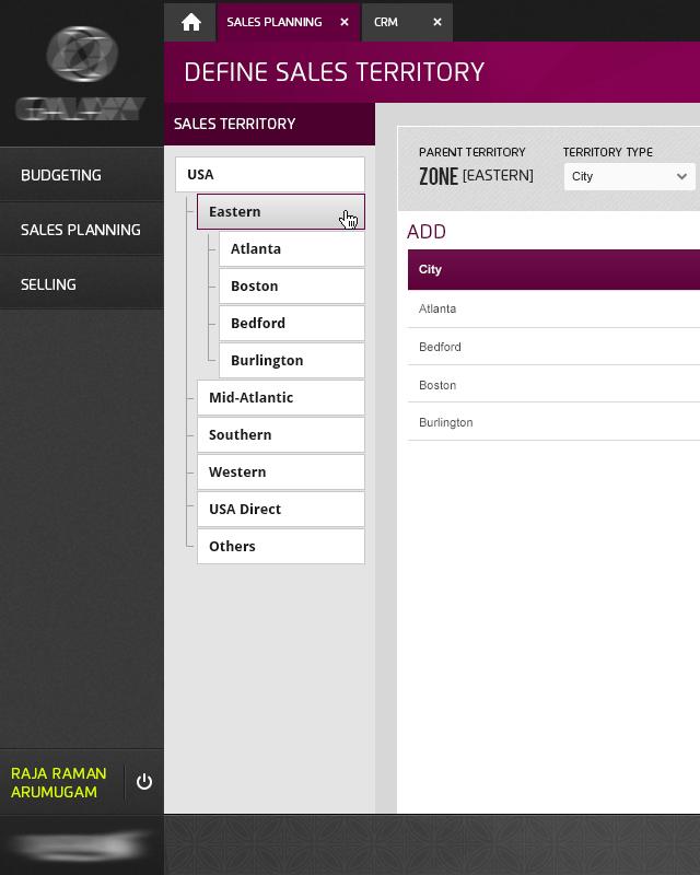UI - WPF Desktop Application on Behance | wpf ui | Pinterest ...
