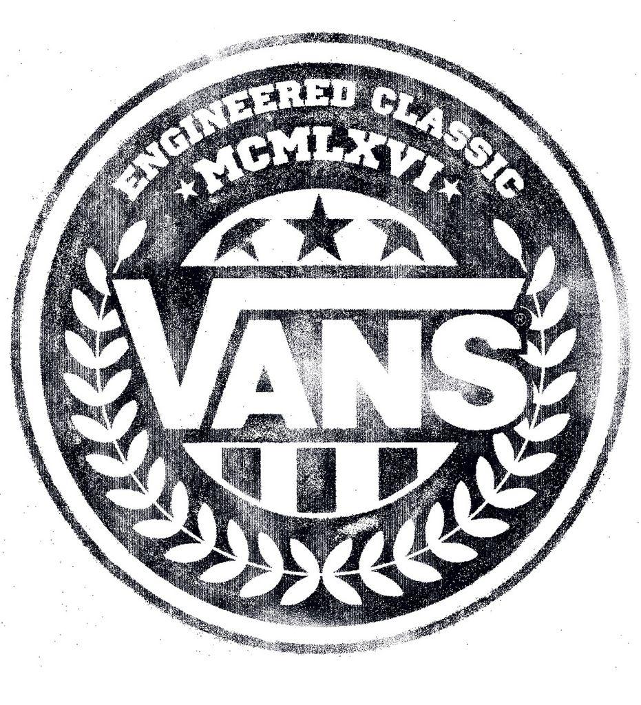 Vans by Danny Estrada Designs Vans vintage, Logotipo