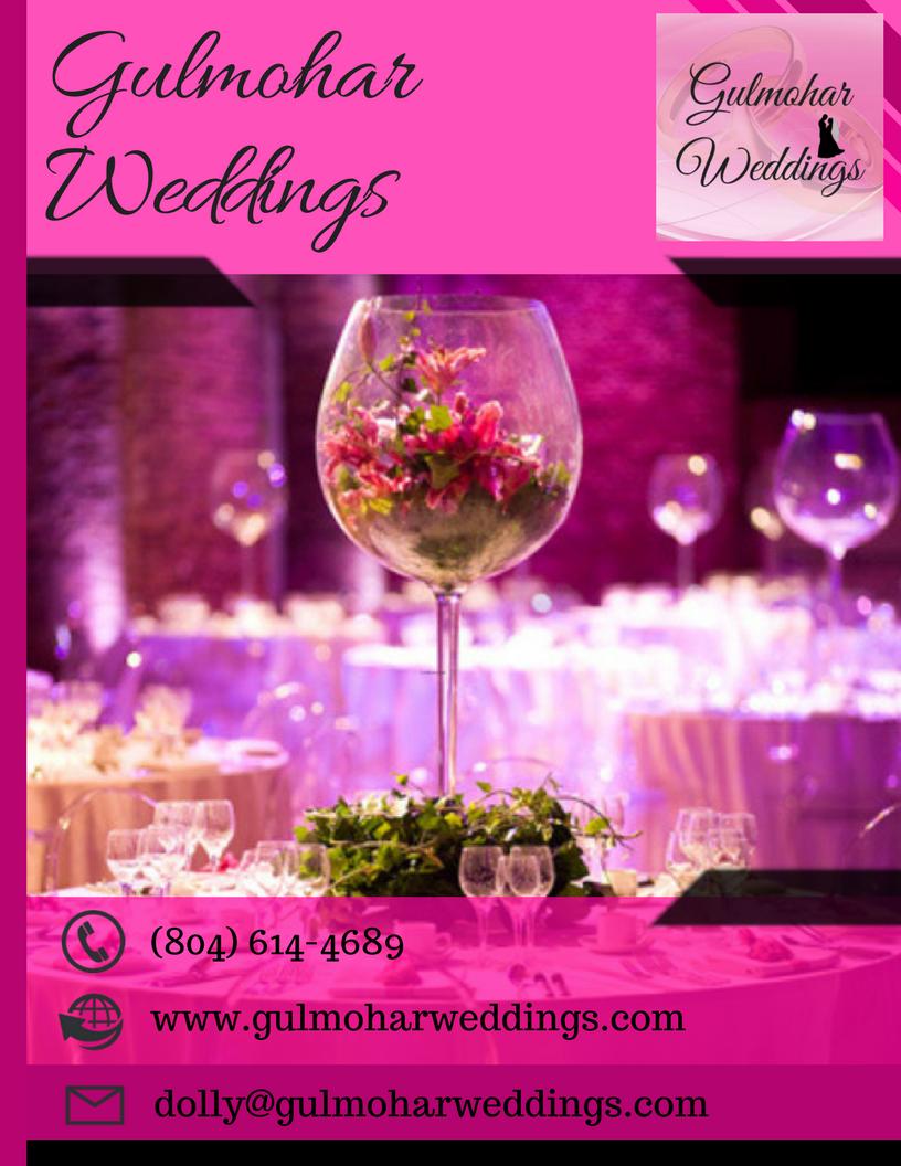 Services Offered Indian Wedding Decorator In Richmond Va