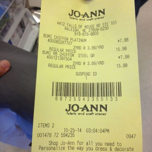 SCRIM from JoAnn fabrics for use with projection projects ...