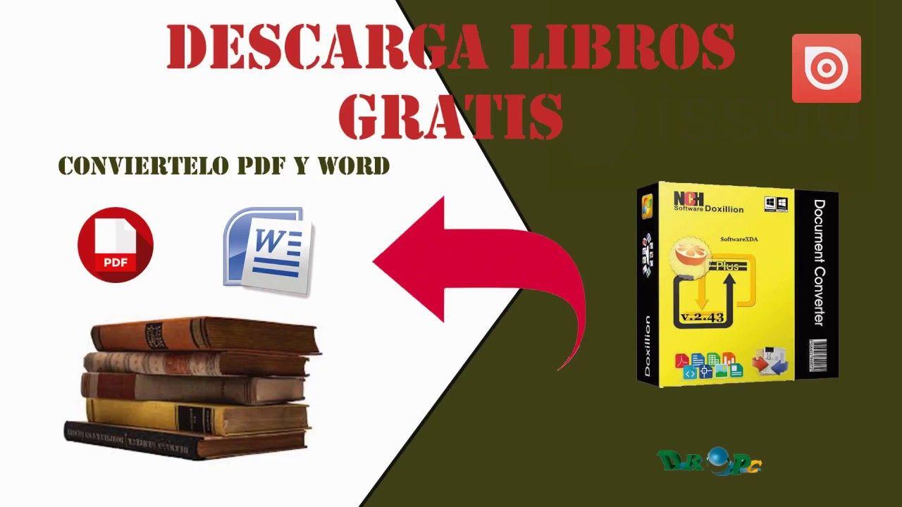 Método Para Descargar Libros Gratis Pdf Y Word 2017 Descargar Libros Gratis Libros Gratis Libros