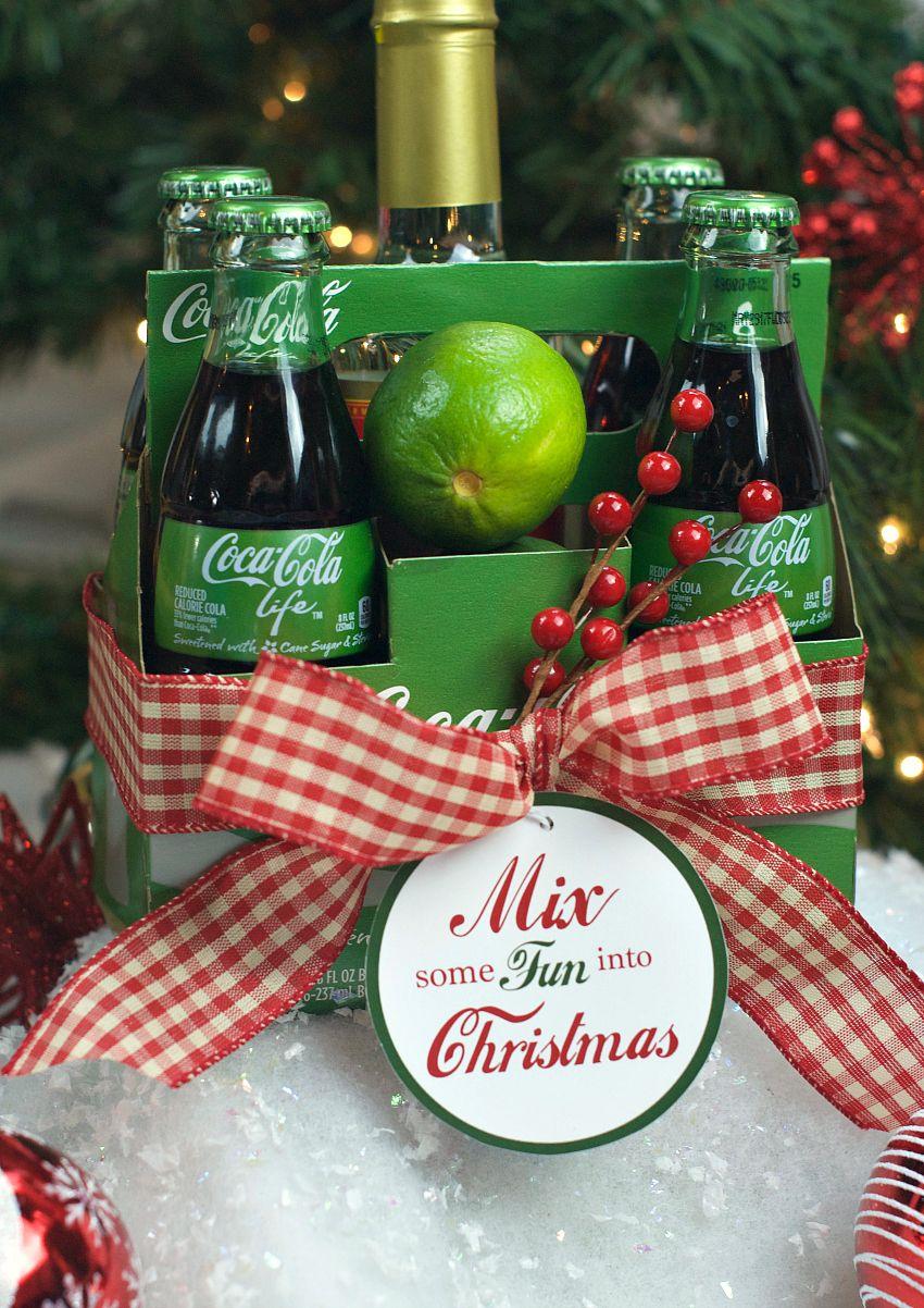 25 Fun & Simple Gifts for Neighbors this Christmas | Christmas gift ...