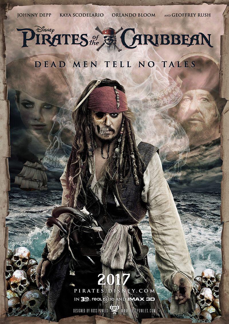 Pirates Of The Caribbean Stream English