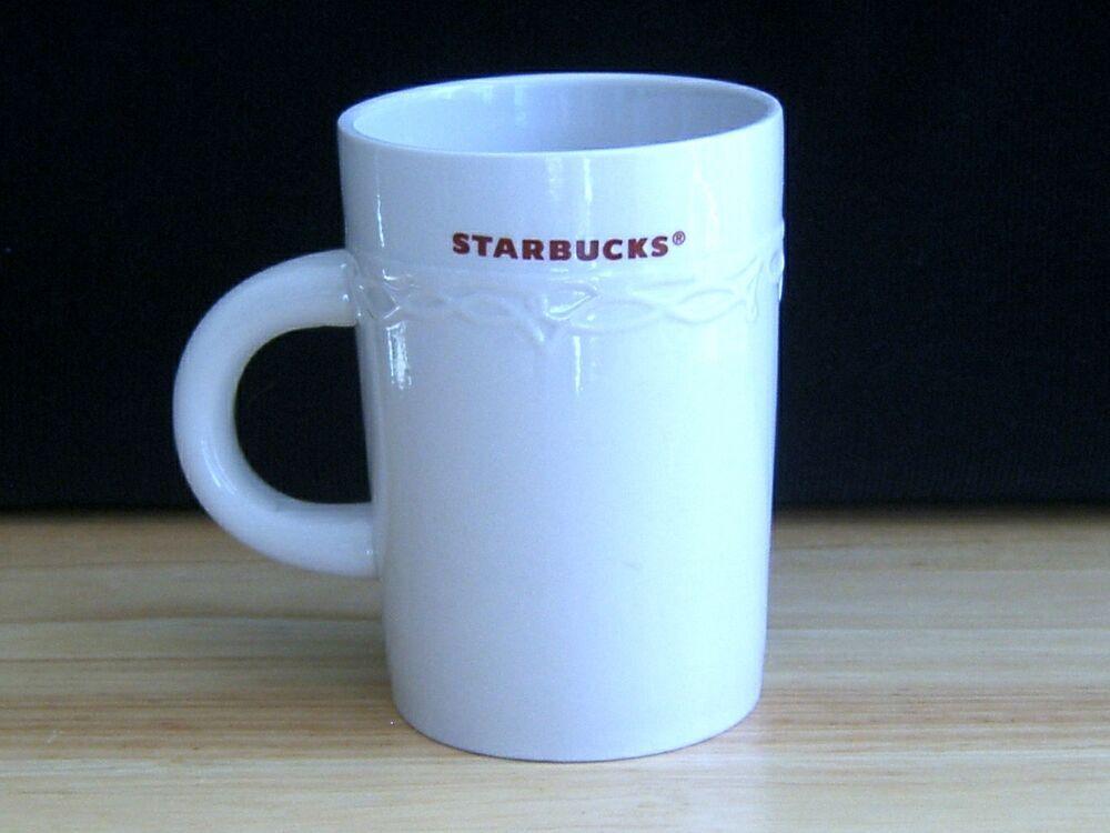 Starbucks Collectible Holiday Coffee Mug Cup 10 Oz 2010 Original Starbucks In 2020 Holiday Coffee Coffee Mugs Irish Coffee Mugs