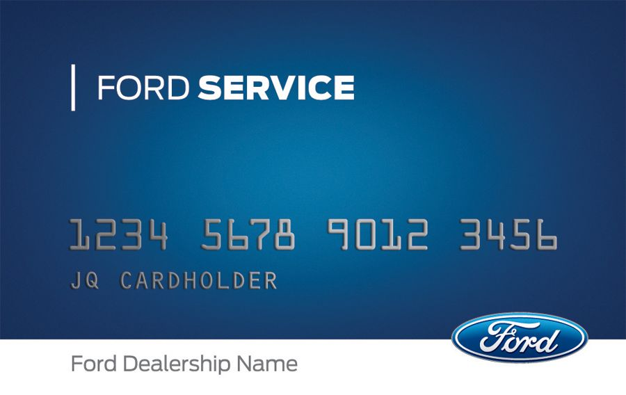 Use The Ford Service Card On Purchase Over $250 And Receive A $25 Mail In  Rebate. Interest Free Options Also Available. Apply At The Service Desk.