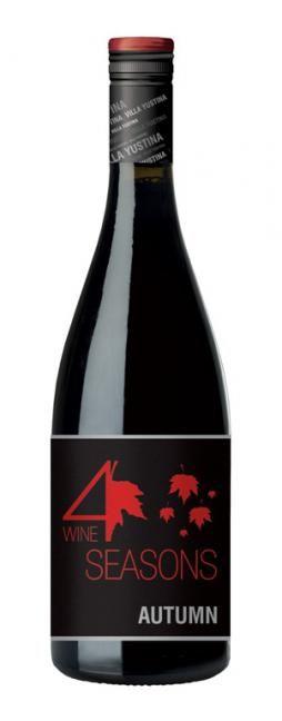 4 Сезона Пино Ноар | 4 Season AUTUMN Pinot Noir | Villa Yustina